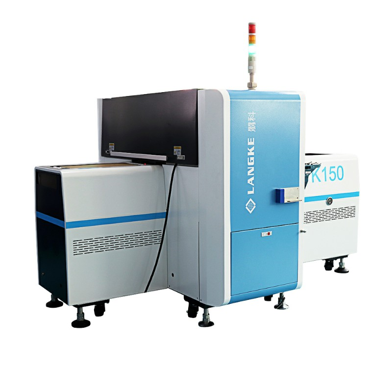 L2 high speed smt pick and place machine for panel light