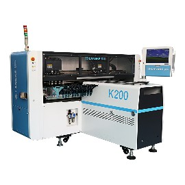 K200 SMT led chip mounter pick and place machine for T8
