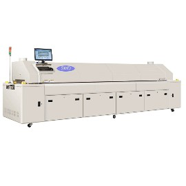 high end smd reflow oven machine for the PCBA soldering