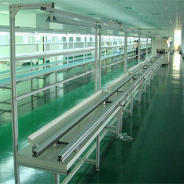 2.4m DIP insert line conveyor machine before wave solder