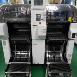 Panasonic NPM-D3 electronics assembly chip mounter machine