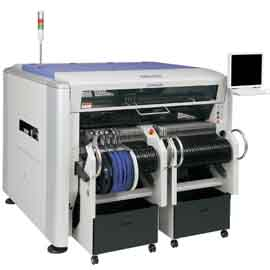 Yamaha iPulse M20 high speed smt pick and place machine