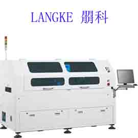 Automatic solder paste printer machine for 1200mm PCB