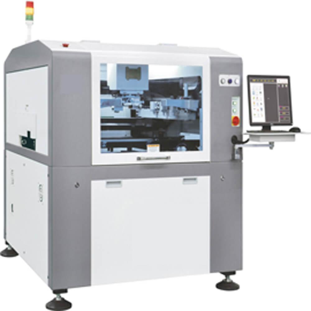 Fully Automatic PCB stencil Solder Paste Screen Printer