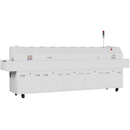 PID control SMD lead free reflow oven soldering machine supplier