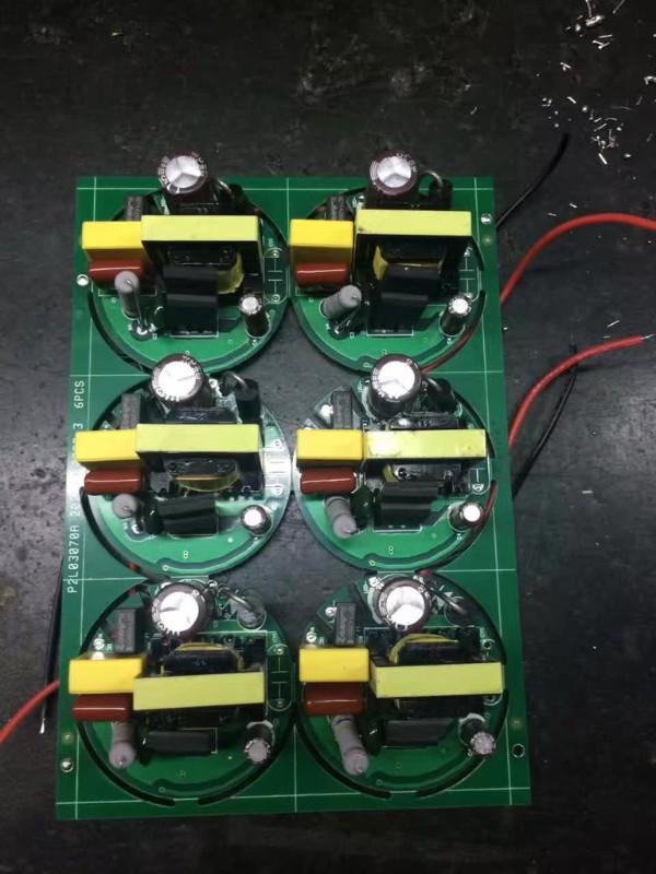 tht wave solder